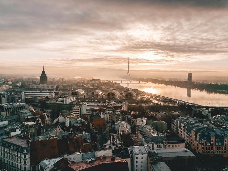 Riga, Latvia. Foto: Gilly, Unsplash