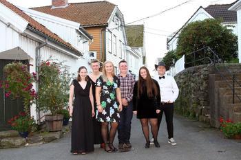Sandnes Bu styremedlemmer Foto: Janne Pettersen