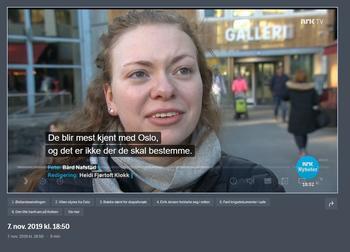 NRK Østlandssendingen: Det nye Viken styres fra Oslo