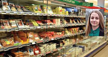 – Buskerud Bygdeungdomslag mener at norske produkter skal ha førsterett på det norske markedet, sier bygdepolitisk nestleder Kaja Kværner i fylkeslaget. Hun mener Norge snart står i en situasjon der landets matberedskap er tomme lagre.