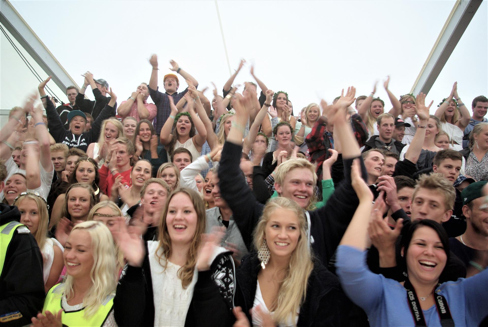 Illustrasjonsbilde. Foto Norges Bygdeungdomslag
