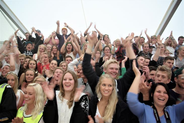 Foto: Norges Bygdeungdomslag