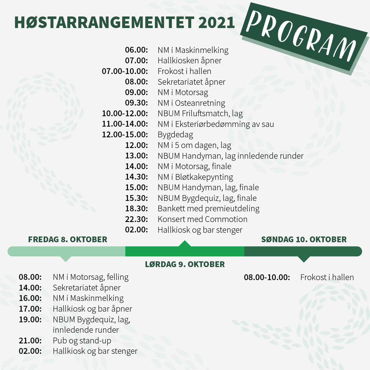 Program HA21