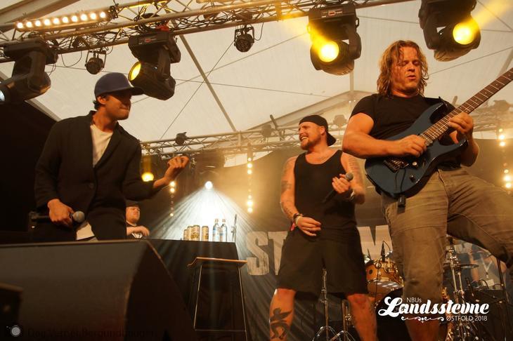 Staysman & Lazz kommer gjerne tilbake vært år. Foto: Dag Werner