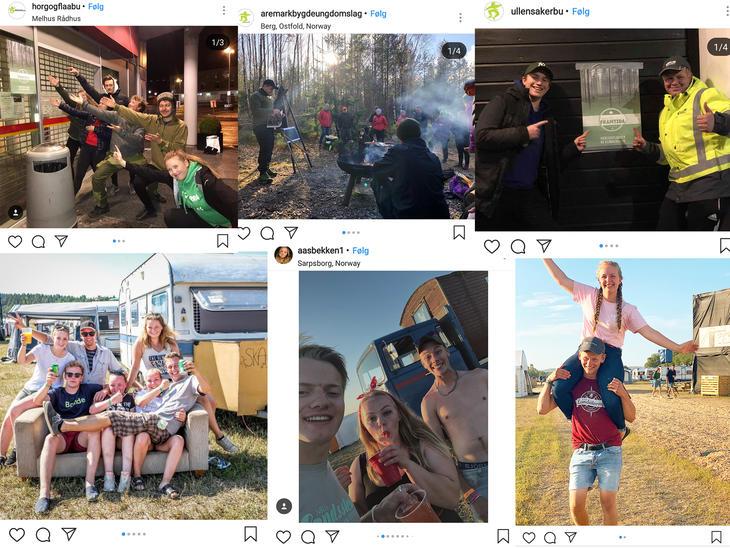 Det er mange aktiviteter i Norges Bygdeungdomslag. Promoter tidlig i sosiale medier og dokumenter underveis!