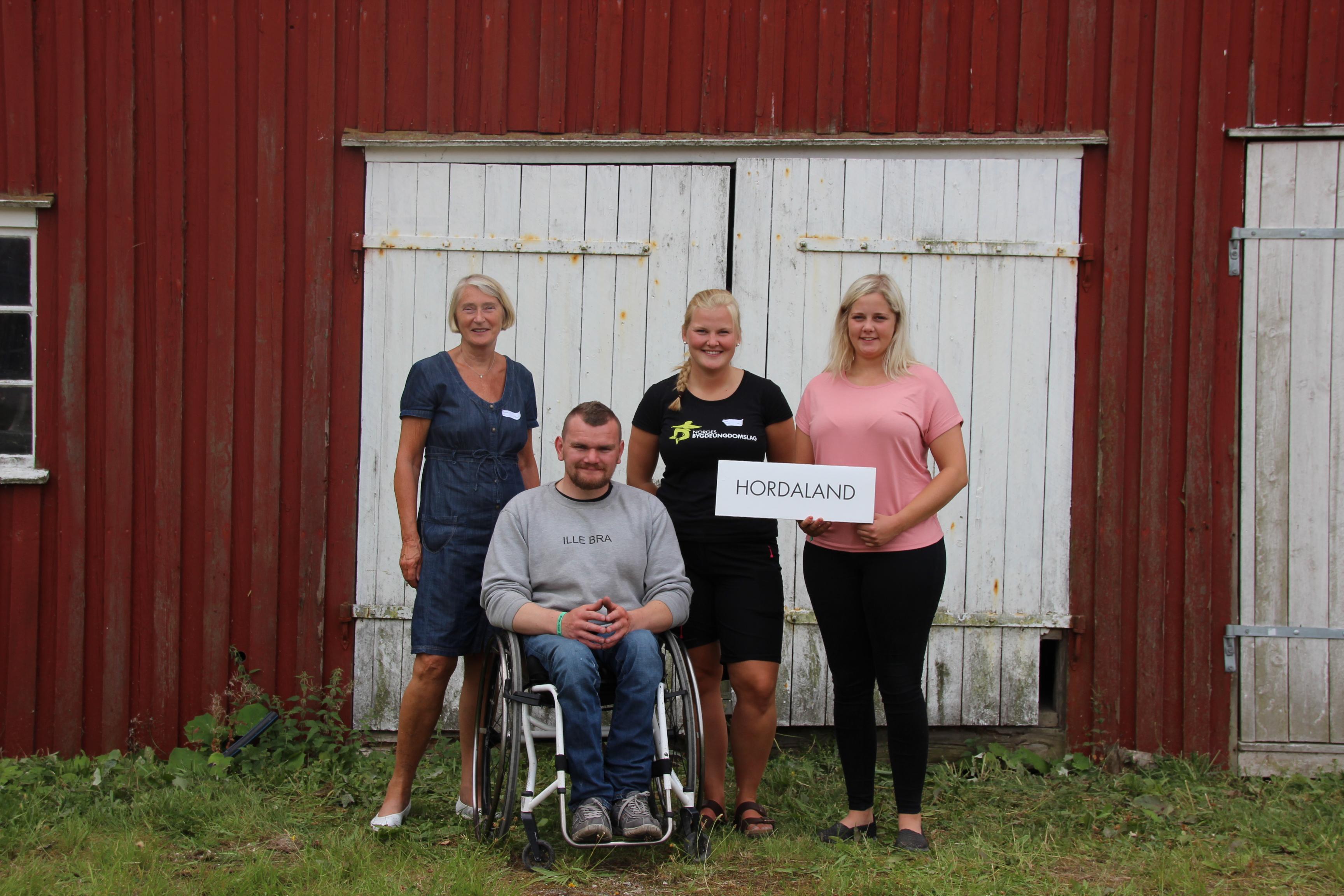 Hordaland Bygdeungdomslag