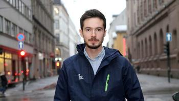 Ivar Erik Ree, prosjektleder. Foto: Fjordingen