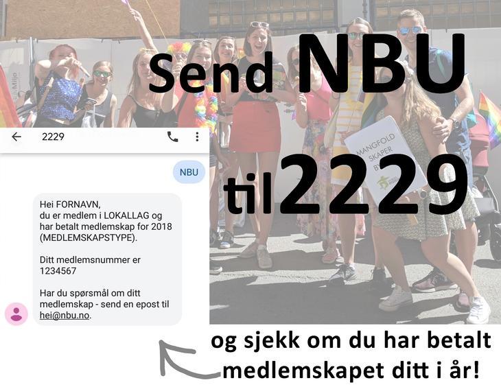 Send NBU til 2229