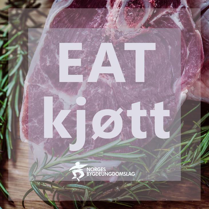 Kampanjebilde EAT kjøtt