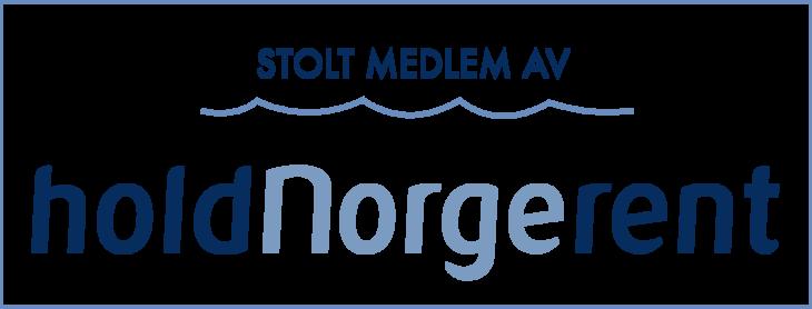 stolt medlem av Hold Norge Rent