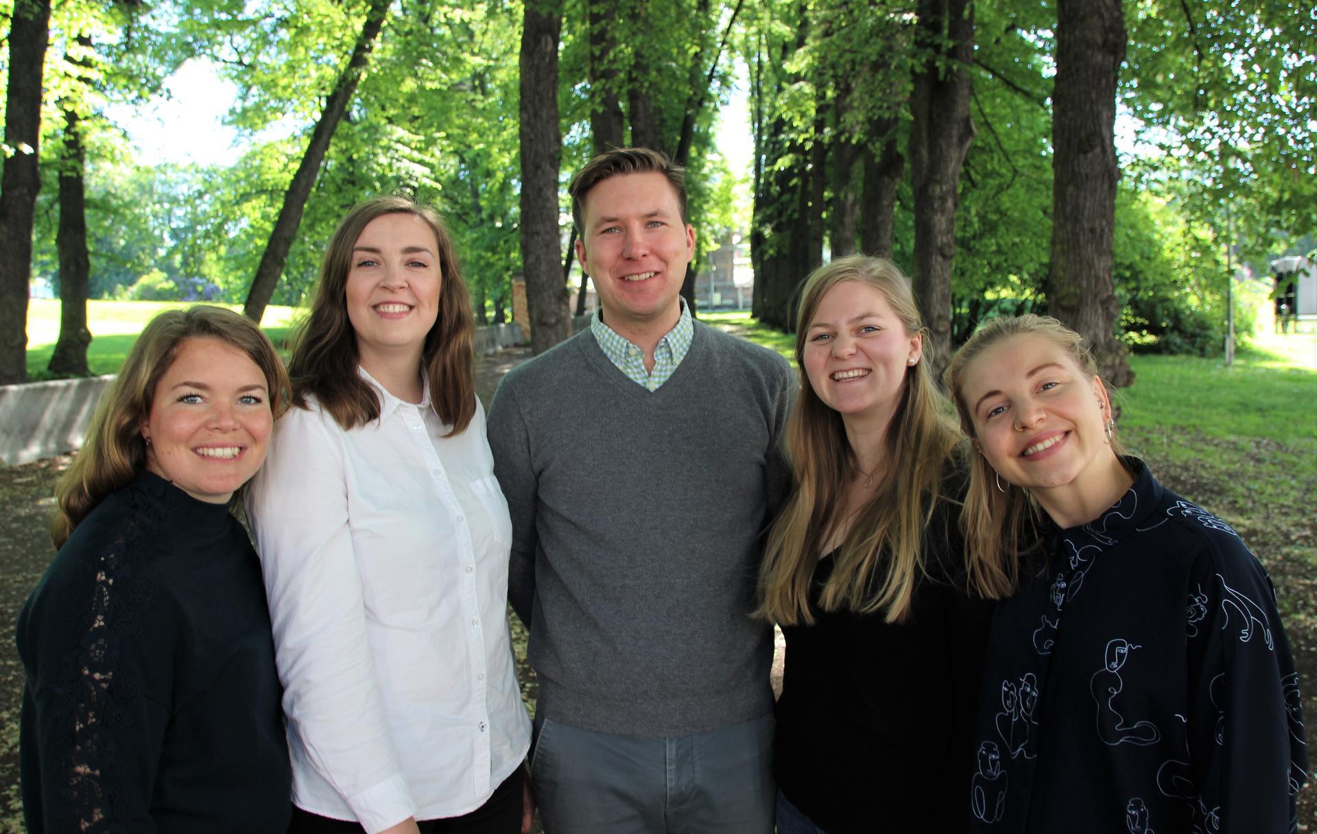 Sekretariatet i Norges Bygdeungdomslag leter etter en ny generalsekretær som kan erstatte vår fantastiske Marte! Foto: Tora Voll Dombu