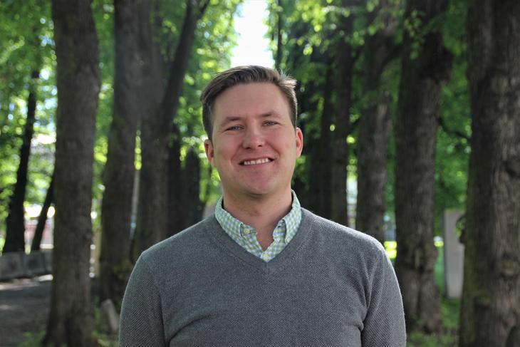 Håkon Skahjem er ny generalsekretær for Norges Bygdeungdomslag